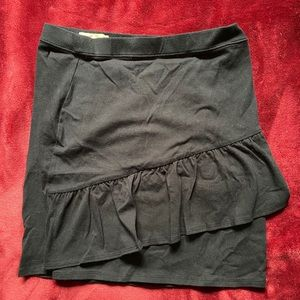 Hollister Mini ruffle skirt
